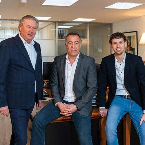 Jos de Gier | Adviseur / Eigenaar Remco Biesenbeek | Adviseur / Eigenaar Jordy de Gier | Financieel Adviseur